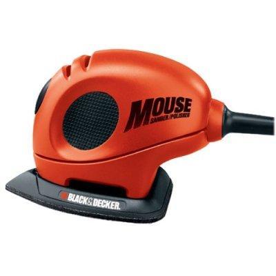 Black & Decker Compact Mouse Sander  £22.49 @ Argos