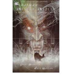Batman: Arkham Asylum Anniversary Edition (Graphic Novel) by Grant Morrison & Dave McKean (includes Morrison's complete script + more) - RRP £10.99 only £5.83* delivered @ Book Depository