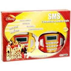 High School Musical SMS Texting Machines - was £50 now £13.25 @ Amazon