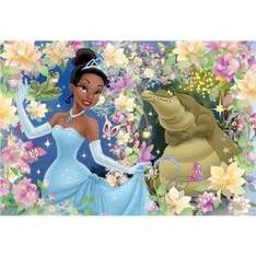 Disney Princess & the Frog 2 x 20 Piece Jigsaw Puzzles - £2.26 Delivered @ Amazon