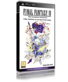 Final Fantasy IV: The Complete Collection (PSP) - £23.86 Delivered @ Shopto