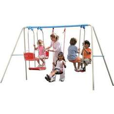 Titan 5 Ride Swing Set - was £199.99 now £129.99 Delivered @ Toys R Us