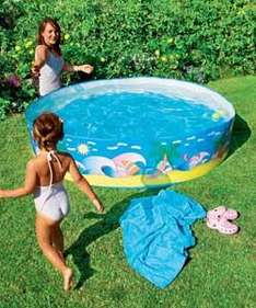 Chad Valley 6 Ocean Snapset Paddling Pool - £9.99 @ Argos