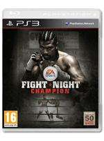 Fight Night Champion (PS3) - £18.99 @ Game