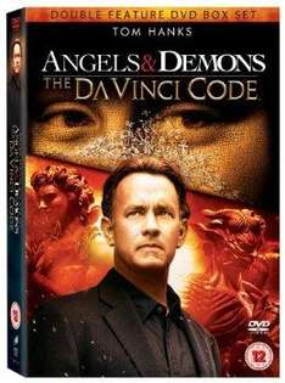 Angels & Demons / Da Vinci Code Box Set (DVD) (2 Disc) - £4 @ BHS (Instore)