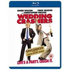 Wedding Crashers (Blu-ray) - £5.49 @ HMV (+ 6% Quidco)
