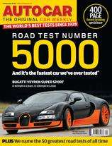 6 Issues of Autocar for £1 (Usual Price £16.80) @ Magazine Group