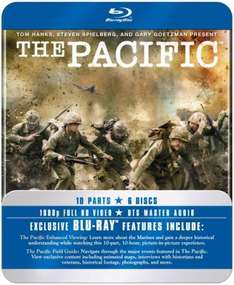 The Pacific Box Set (Blu-ray) (6 Disc) - £26.99 + £1.99 Postage @ Sendit