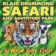 Free Child Entry to Blair Drummond Safari Park
