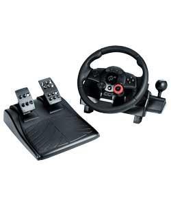 Logitech Driving Force GT Official Race Wheel (PS3) -  £76.49 @ Argos