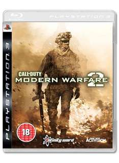 Call of Duty: Modern Warfare 2 (PS3) (Pre-owned) - £9.99 Delivered @ Grainger Games