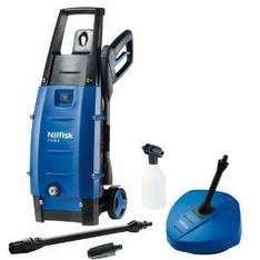 Nilfisk C110 3-5 PC X-Tra Pressure Washer Patio Cleaner Set now only £59.99 delivered @ amazon