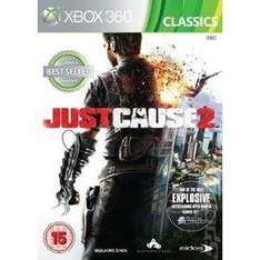 Just Cause 2 (Classics) (Xbox 360) - £8.01 (with code MOREPM10) @ Price Minister Sold by Base