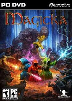 Magicka (PC) (Download) - £3.98 @ Direct 2 Drive