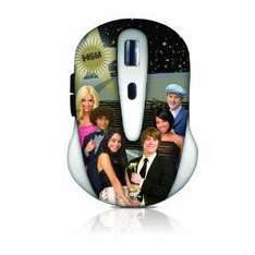 Disney High School Musical Wireless Optical Mouse - £2.50 Delivered @ Amazon