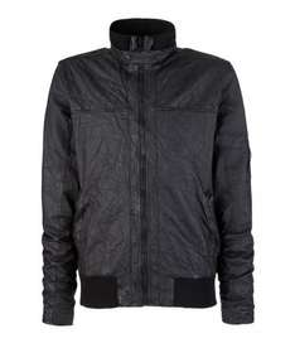 Bench Men's Alaric Leather Jacket - £35 @ eBay Bench Outlet