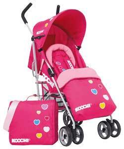 Koochi IPSO Pushchair (Pink) - was £99.99 now £49.99 @ Argos