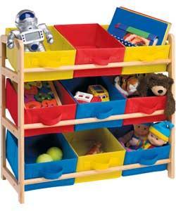 3 Tier Toy Basket Storage Unit - was £26.99 now £13.49 @ Argos