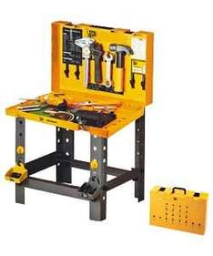 JCB Workbench and 74 Accessories - Now £12.49 @ Argos