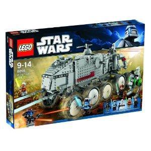 Lego 8098 Star Wars Clone Turbo Tank - £69.01 @ Amazon