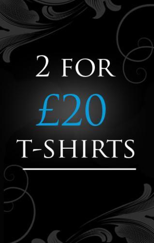 Henleys T-Shirts 2 for £20 @ Henleys