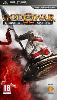 God of War: Ghost of Sparta (PSP) - £9.99 @ The Game Collection
