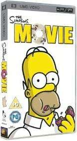 The Simpsons Movie (UMD) (PSP) - £1 Delivered @ The Game Collection