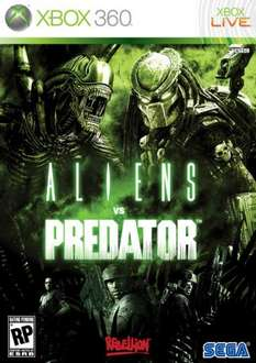 Aliens Vs Predator (Xbox 360) (Pre-owned) - £4.99 @ Grainger Games