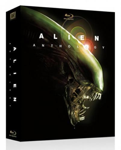 Alien Anthology Box Set (Blu-ray) (6 Disc) - £19.98 Delivered @ Tesco Entertainment