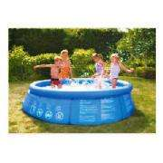 Tesco 8ft Quick Up Pool - £15 (£7.50 with Clubcard Exchange) @ Tesco Direct