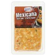 Norseland Mexicana Cheese wedge 200g @ Asda £1