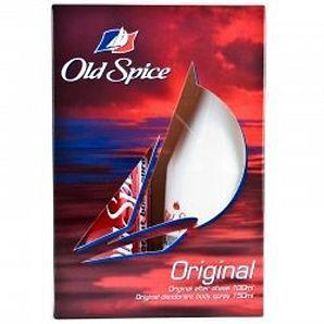 Old Spice Gift Set - Half Price - £2.50 @ Asda Direct