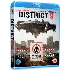 District 9 & Street Dance 3D (Blu-ray) - £5 @ Asda (Instore)
