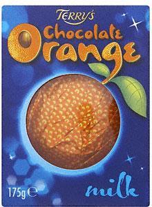 Terry's Chocolate Orange Milk (175g) £1.37 at Tesco