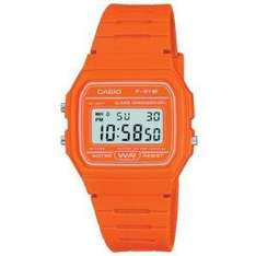 Casio Retro Watch - Various Colours - From £14.52 @ Amazon