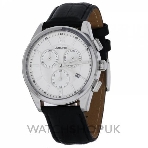 Men's Accurist Chronograph Watch - £42.75 @ Watch Shop