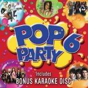 Pop Party 6 with Karaoke Disc (CD) - £1.95 @ The Hut
