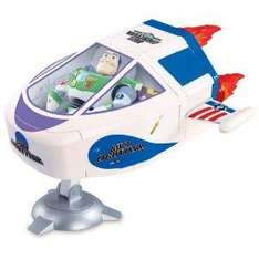 Klip Kitz Toy Story Buzz Lightyear and Spaceship - Only £6.21 Delivered @ Amazon