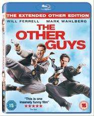 The Other Guys (Blu-ray) - £9.29 (with code 15CDDVD) @ Tesco Entertainment (+ Possible Quidco)