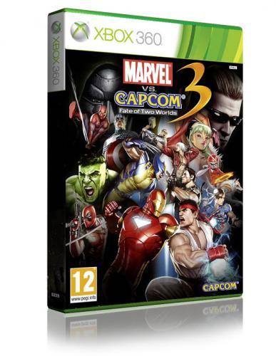 Marvel vs Capcom 3 + Free Comic Book (Xbox 360) - £22.85 @ Shopto