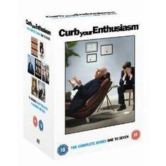 Curb Your Enthusiasm: Series 1-7 (DVD) - £32.99 @ Play
