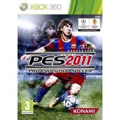 Pro Evolution Soccer 2011 (Xbox 360) - £14.99 @ The Game Collection