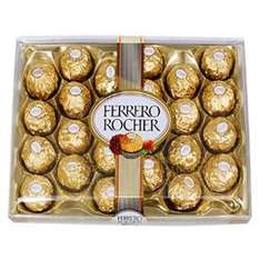 ferrero rocher 24 - £2.50 @ Home bargains