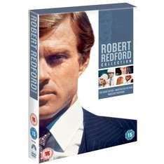 Robert Redford Collection - 3 Films (The Great Gatsby, Indecent Proposal, Barefoot In The Park) (DVD) -  £6.47 @ Amazon OR £5 @ Asda (Instore)