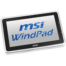 "MSi WindPad 100W Win 7 Tablet 10.1""  32GB SSD (Pre-order) - £448.80 @ Scan"