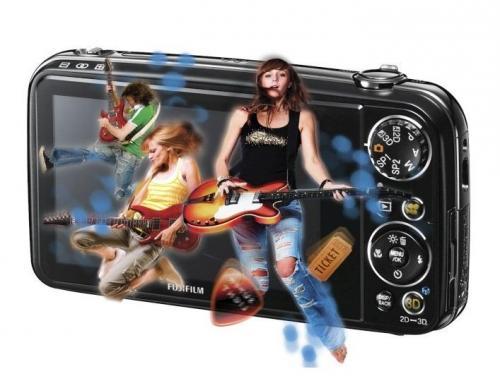 Fuji Finepix Real 3D W3 - £169.95 (VIP Price) @ Richer Sounds