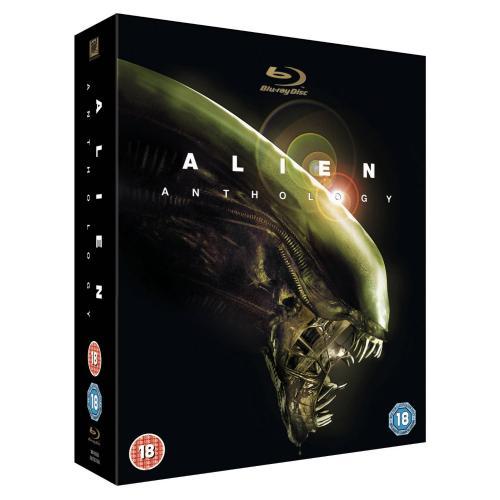 Alien Anthology Box Set (Blu-ray) (6 Disc) - £19.98 Delivered @ Amazon UK + Double Nectar Points