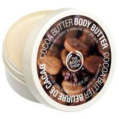 Cocoa Butter Body Butter - £6.25 Delivered @ The Body Shop