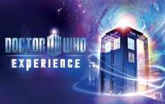 Free Tickets to The Dr Who Experience @ Time Out