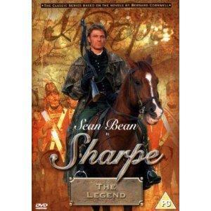 Sharpe The Legend (DVD) - £3.97 @ Amazon